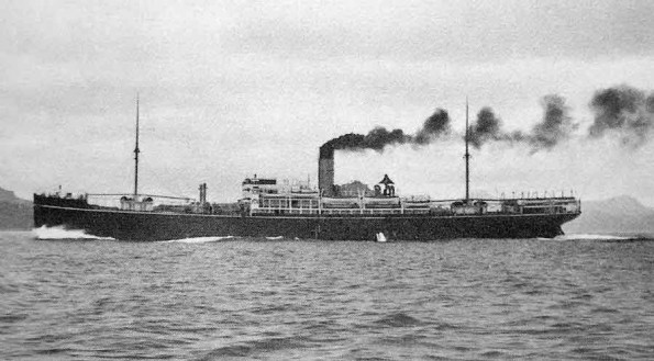 The Rakuyo Maru was part of Convoy HI-72 and transporting 1317 Australian and British prisoners of war (POWs) from Singapore, when it was torpedoed and sunk in the Luzon Strait by USS Sealion on 12 September 1944. A total of 1159 POWs died as a result of the sinking.